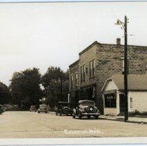 Image of Street Scenes - Coleman--Looking North on 4th Street