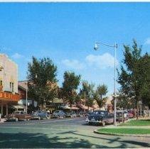 Image of Street Scenes - Main Street Looking West