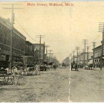 Image of Street Scenes - Main Street-Looking East