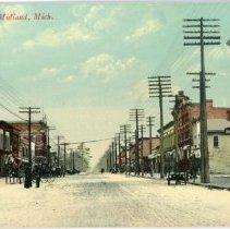 Image of Street Scenes - Main Street--Looking East