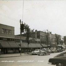Image of Street Scenes - Main Street--J.J. Newberry Company