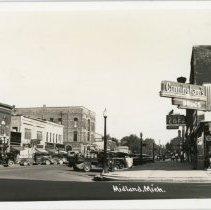 Image of Street Scenes - Main Street-- Looking East
