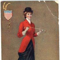 Image of Addressed to Midland County - Kentucky Postcard