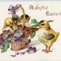 "Image of Addressed to Midland County - ""A Joyful Eastertide"""