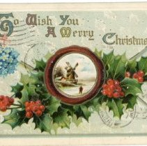 "Image of ""To Wish You a Merry Christmas"""