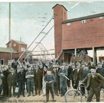 Image of Others - not Midland County - Central Cole Mine, Bay City