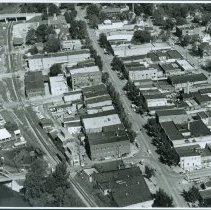 Image of Street Scene - Aerial View