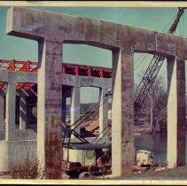 Image of Waterways - Mark Putnam Bridge Construction