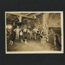Image of Midland Business - Carey Blacksmith Shop