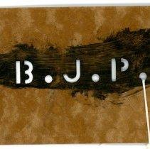 Image of B.J. Parkinson Name Tag