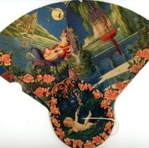 Image of Expanding Hand Fan