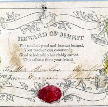 Image of Reward of Merit -