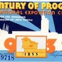 Image of International Expo Ticket -