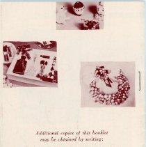 Image of Styrofoam Advertising Booklet - Back Cover