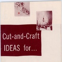 Image of Styrofoam Advertising Booklet - Front Cover