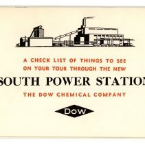 Image of Dow's South Power Station Tour Guide -