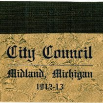 Image of Midland City Council Rule Book & Directory -