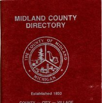 Image of Midland County Directory -