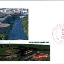 Image of Great Lakes Loon Envelope
