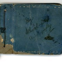 Image of Autograph book -