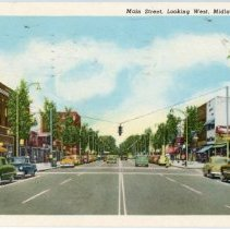 Image of Street Scene - Main Street looking West