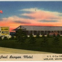 Image of Business - Paul Bunyan Motel