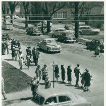 Image of Street Scene - Corner of Townsend and Larkin