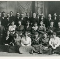 Image of Dow Chemical Company Office Staff