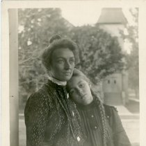 Image of Price Family - Edith Price and Daughter Elizabeth