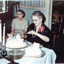 Image of Price Family - Edith Price 88th Birthday