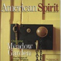 Image of American Spirit Nov-Dec 2008