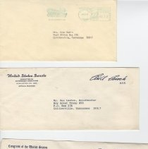 Image of Boy Scouts Correspondance Envelopes
