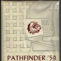 Image of 1959 Collierville High School Pathfinder