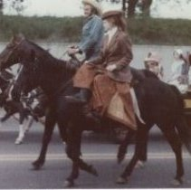 Image of 1976 Bicentennial Celebration Parade, Collierville