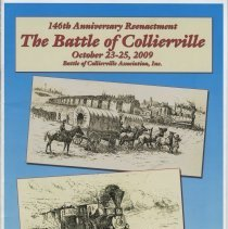 Image of M022 - Battle of Collierville Association