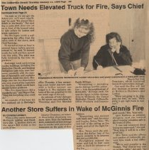 Image of McGinnis Hardware Rebuilds 01-11-1996
