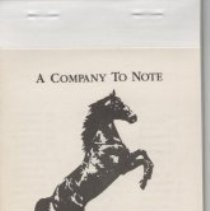 Image of Norfolk Southern Railroad Notepad