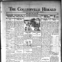 Image of The Collierville Herald Apr. 19, 1929