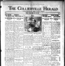 Image of The Collierville Herald May 10, 1929