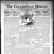 Image of The Collierville Herald June 14,1929