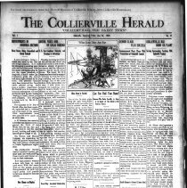 Image of The Collierville Herald June 7, 1929