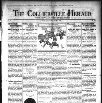 Image of CH 1929.07.19 - Collierville Herald. (Collierville, TN), Vol. 1, No. 21