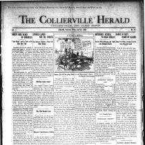 Image of CH 1929.07.05 - Collierville Herald. (Collierville, TN), Vol. 1, No. 19