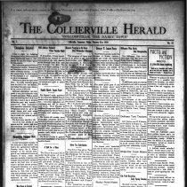Image of CH 1930.02.21 - Collierville Herald. (Collierville, TN), Vol. 1, No. 52