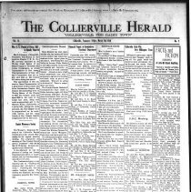 Image of The Collierville Herald March 7, 1930