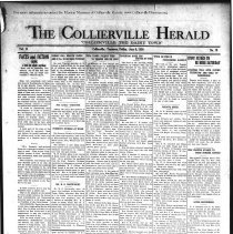 Image of CH 1930.06.06 - Collierville Herald. (Collierville, TN), Vol. 2, No. 15