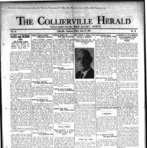 Image of CH 1930.06.13 - Collierville Herald. (Collierville, TN), Vol. 2, No. 16
