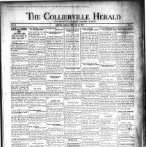 Image of The Collierville Herald June 20, 1930