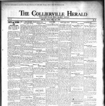 Image of CH 1930.07.04 - Collierville Herald. (Collierville, TN), Vol. 2, No. 19