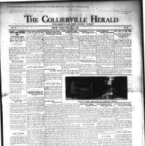 Image of CH 1930.09.05 - Collierville Herald. (Collierville, TN), Vol. 2, No. 28